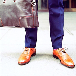 Your Guide to Men's Dress Shoes