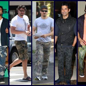 On Trend:  Printed Pants