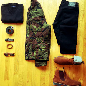 How to Style Camouflage Prints