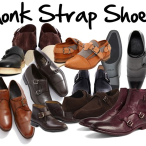 On Trend:  The Monk Strap