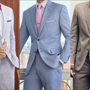 6 Suiting Ideas for Wedding Season