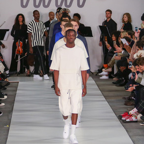 London Fashion Week: Men A/W 2018