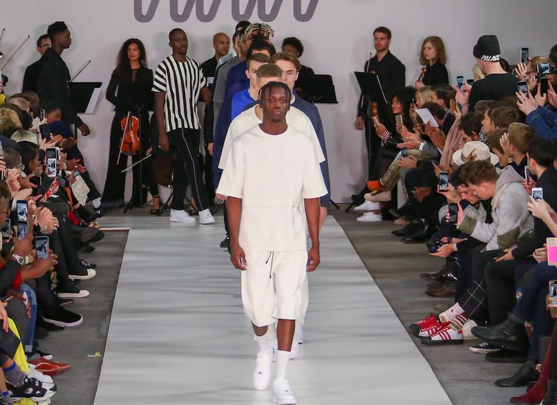 London Fashion Week Men A W 2018
