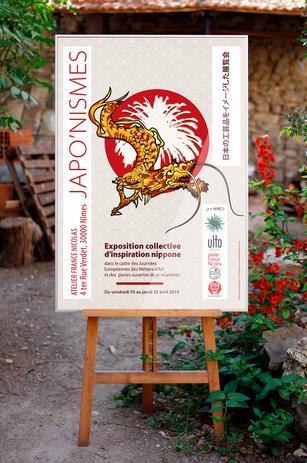 Poster Japo'nismes