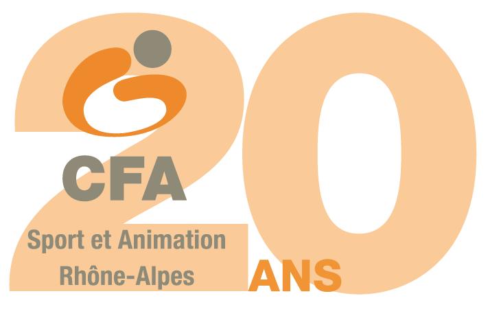 logo 20ans CFA Auvergne Rhones-Alpes