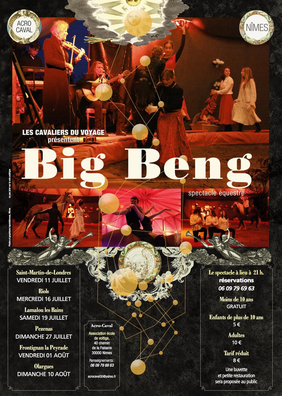 Affiche Big beng