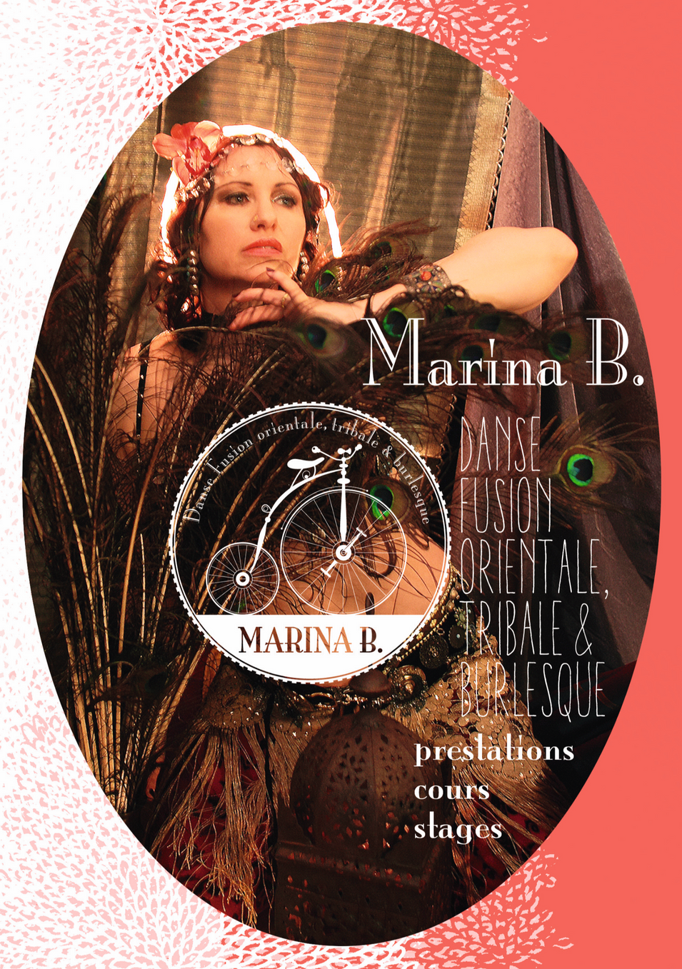 Flyer pour Marina B.