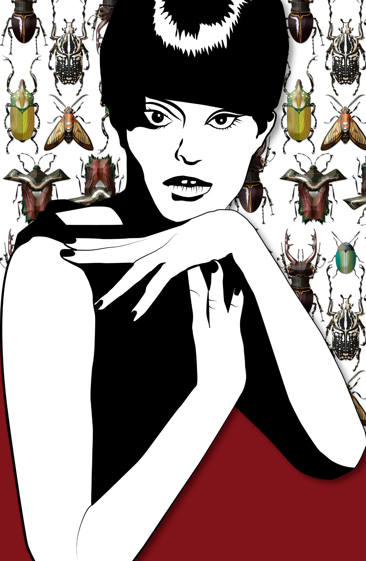 Portrait insectes