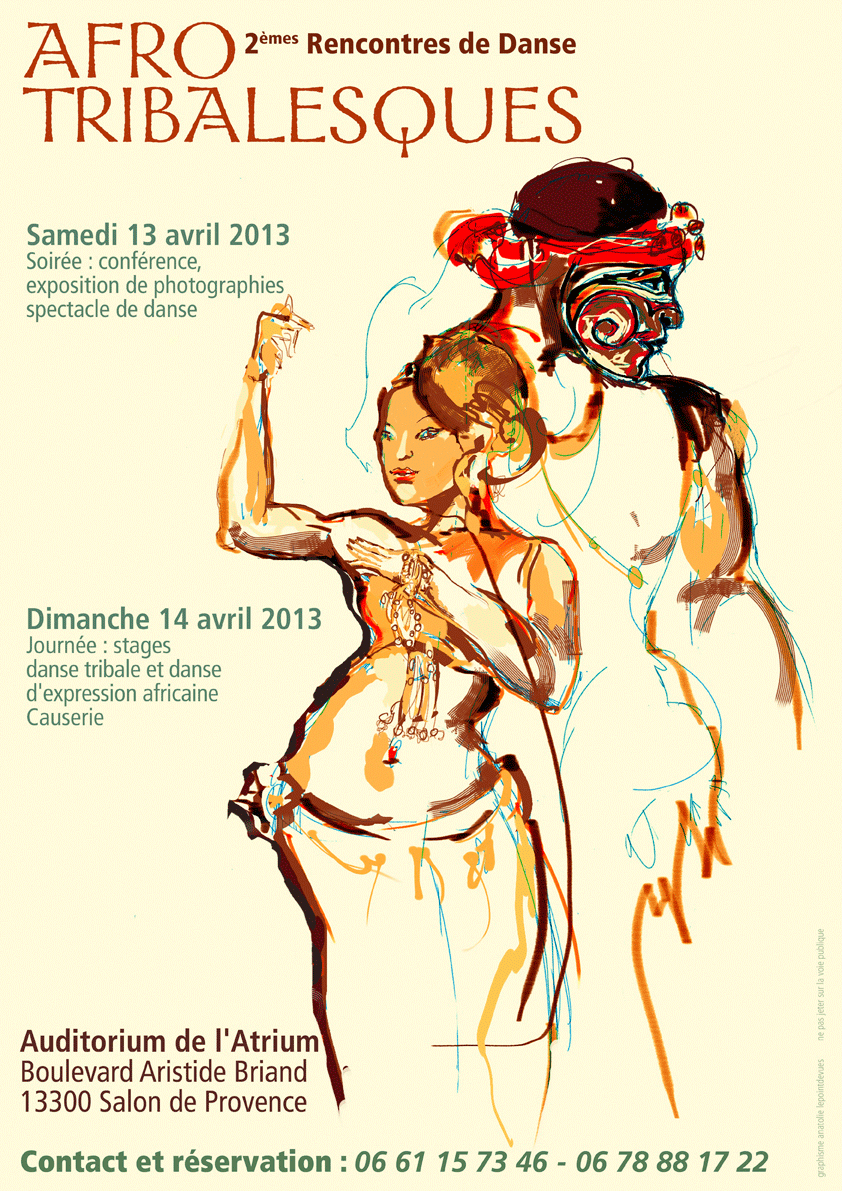 Secondes rencontres Afro-Tribalesques