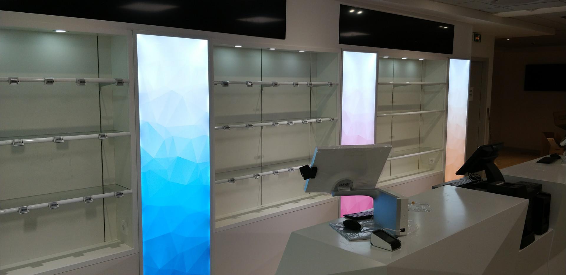Showroom PharmacieCegedim