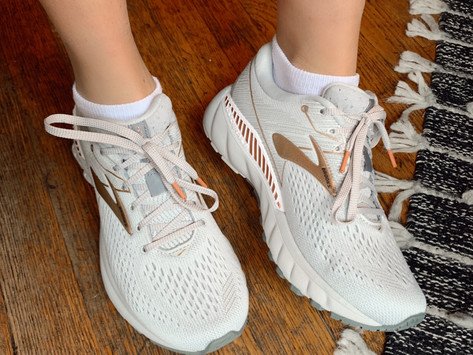 best sneakers for orangetheory fitness — brooks adrenaline GTS 19 review