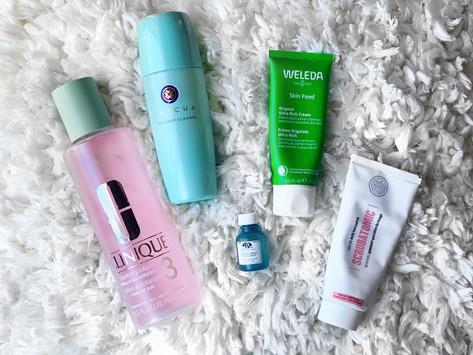 everyday skincare essentials