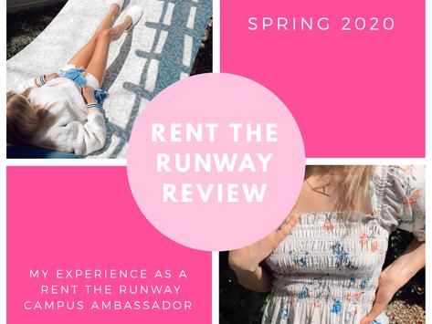 rent the runway: a poor girl's dream closet