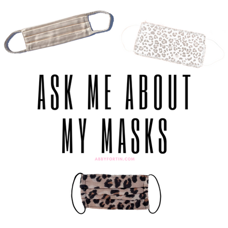 ask me about my masks