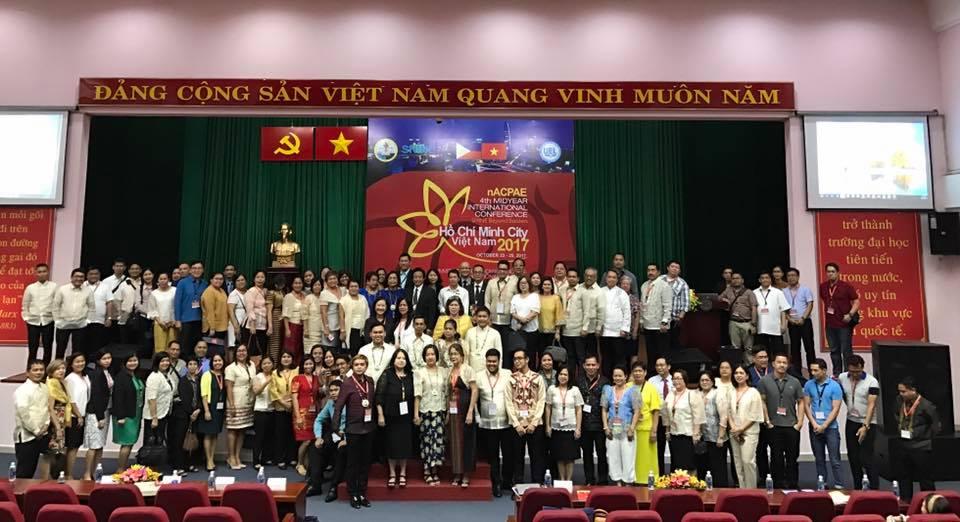 UEL delegates