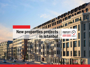 New property projects in Istanbul