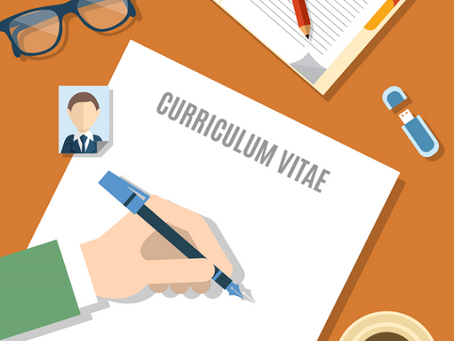 Why get someone to help you with your CV?