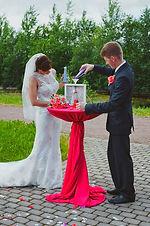 Песочная церемония| Выездная регистрация