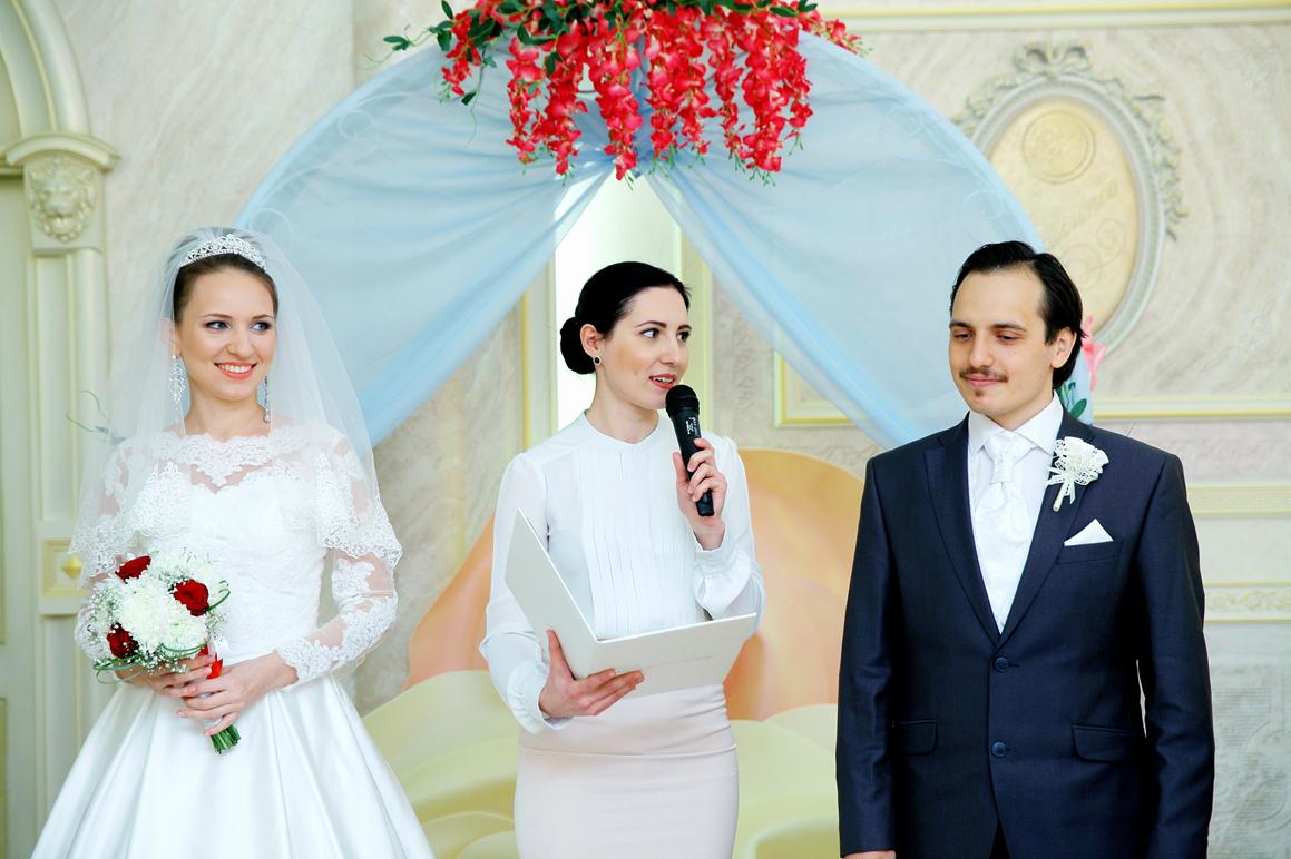 Свадебный регистратор Юлия Нежинская
