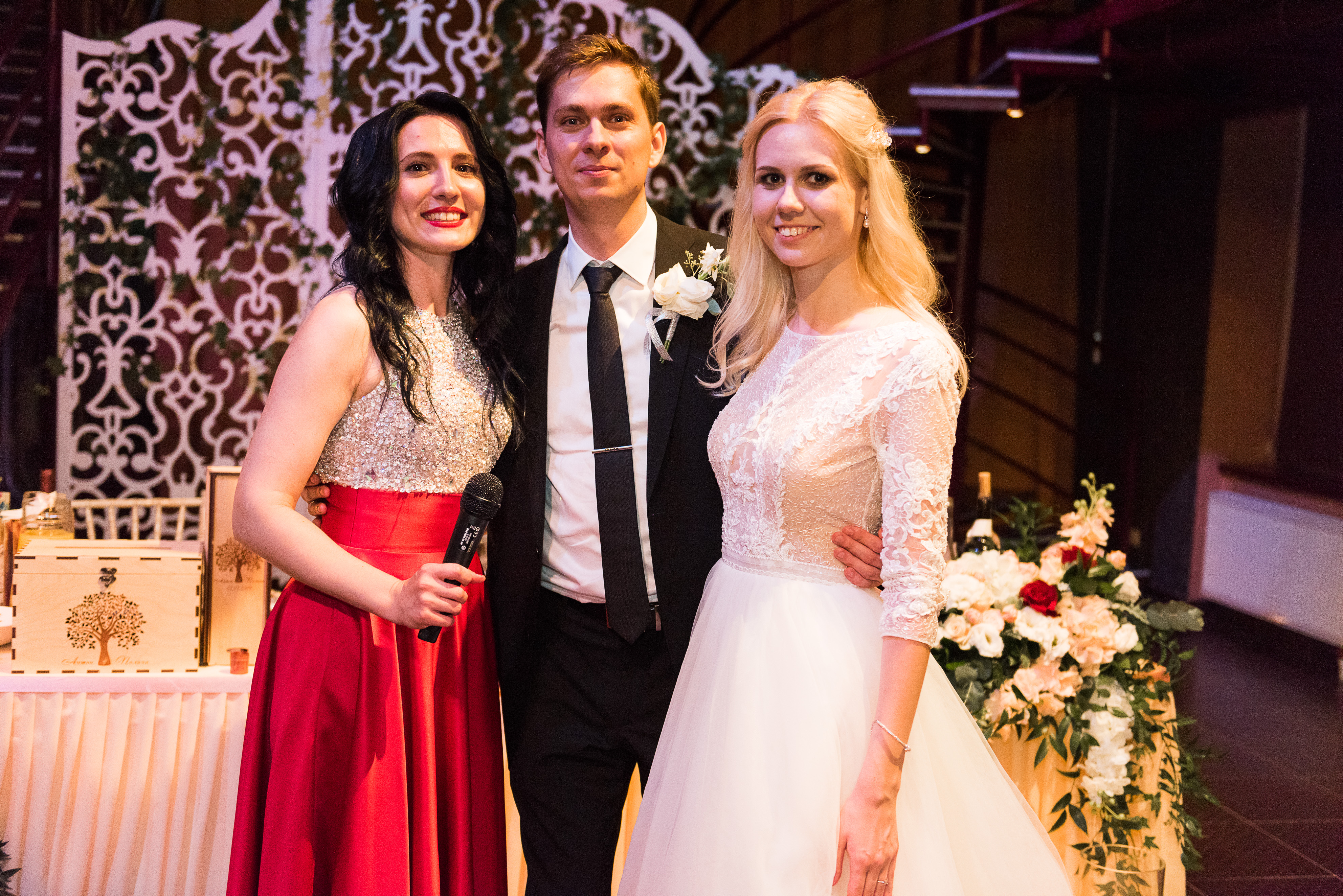 Ведущая на свадьбу Москва