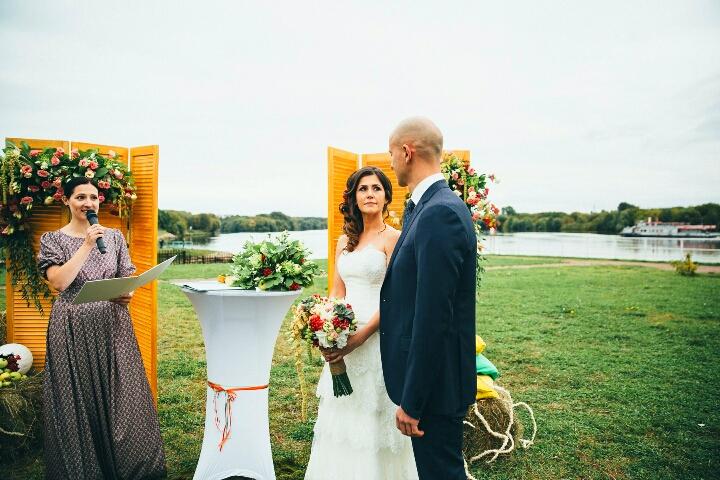 Свадебная регистрация в Москве и Мос