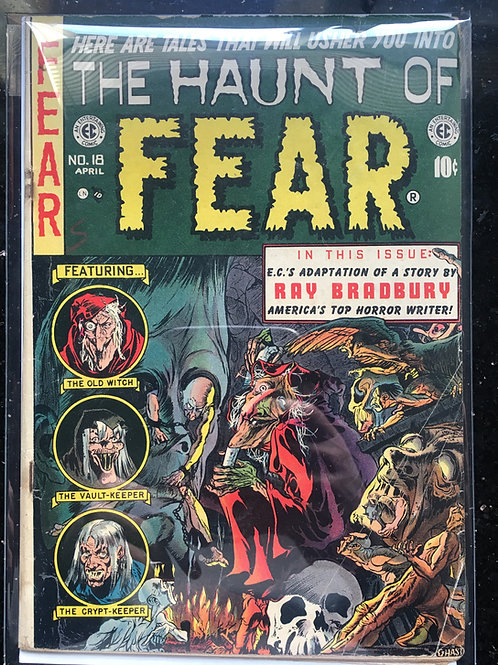 The Haunt of Fear #18