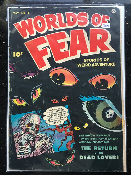Worlds of Fear #4