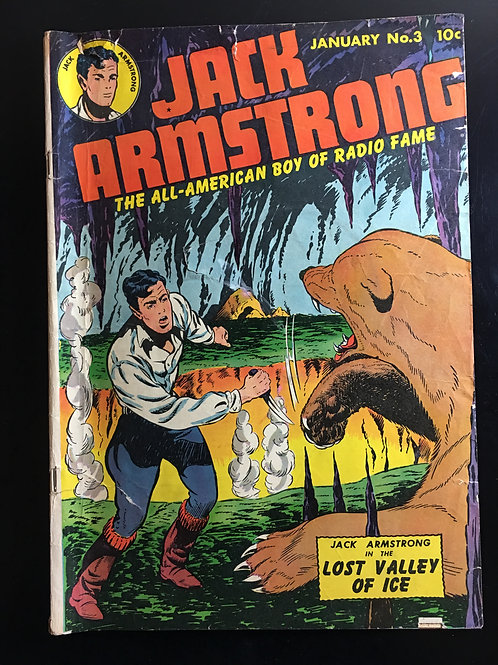 Jack Armstrong #3
