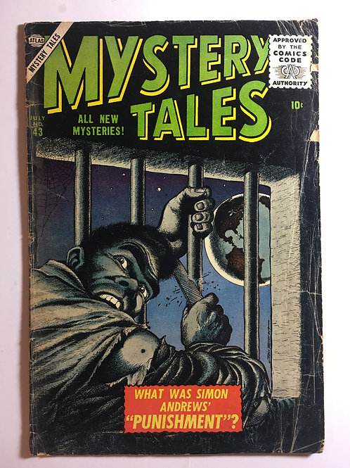 Mystery Tales #43