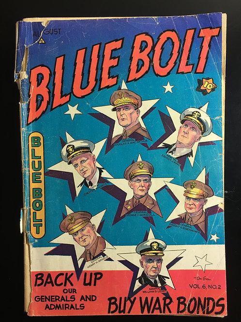 Blue Bolt Volume 6 #2