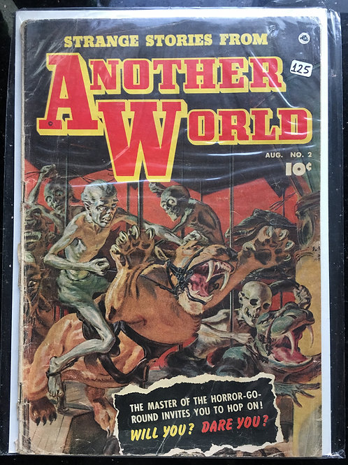 Strange Stories from Another World #2