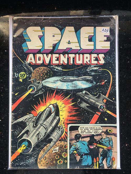 Space Adventures #4