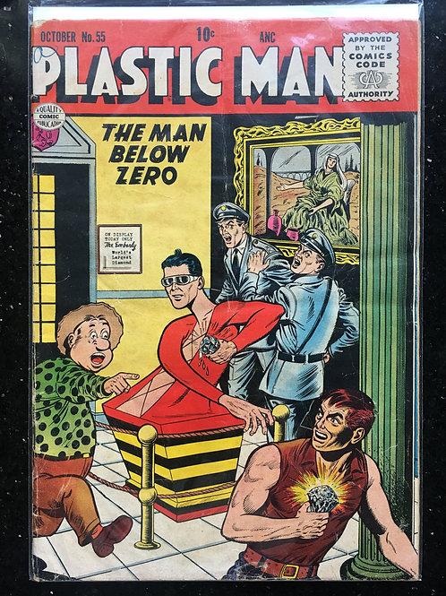 Plastic Man # 55