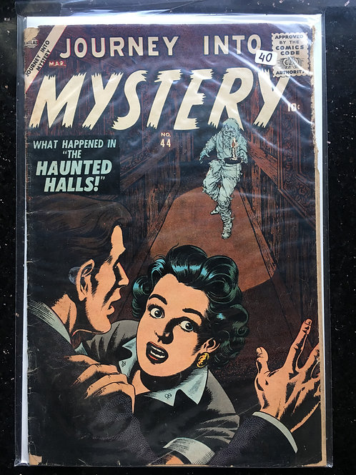 Journey into Mystery #44