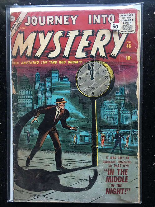 Journey into Mystery #46