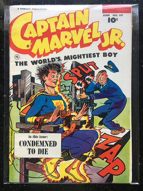 Captain Marvel Jr. #119