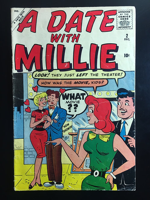 A Date with Millie #2