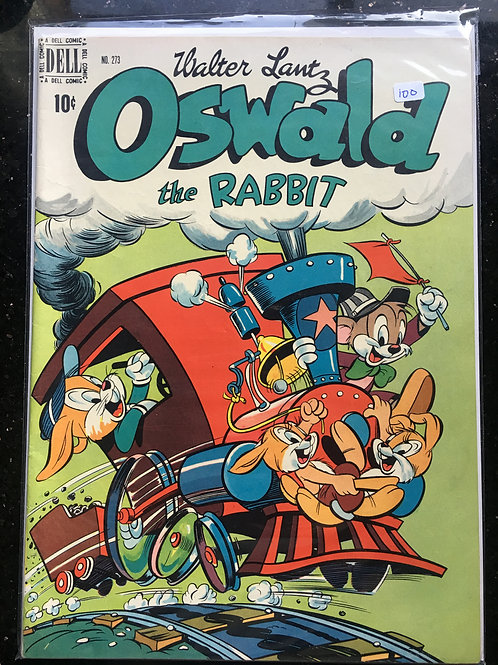 Oswald the Rabbit Four Color #273