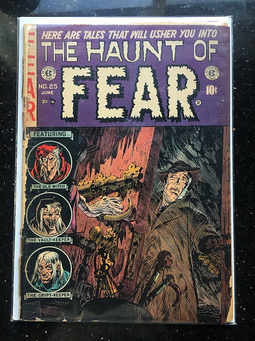 The Haunt of Fear #25