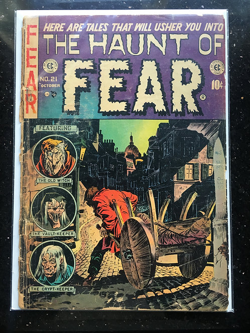 The Haunt of Fear #21