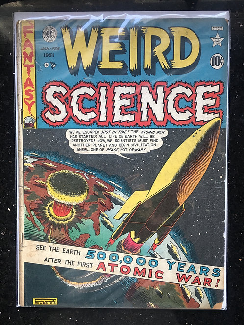Weird Science #5 Jan-Feb 1951