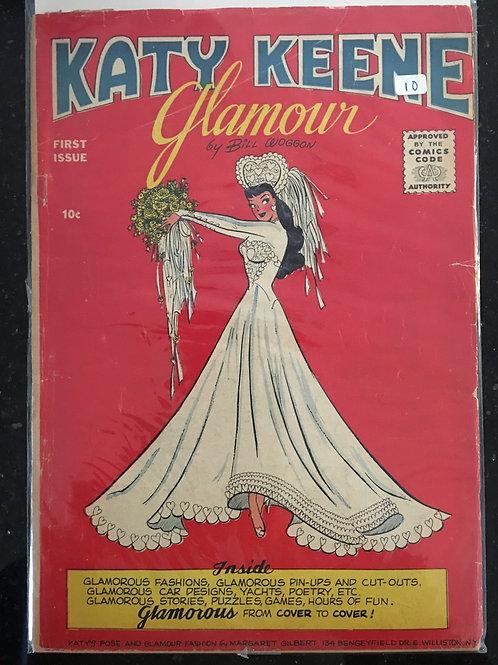 Katy Keene Glamour #1