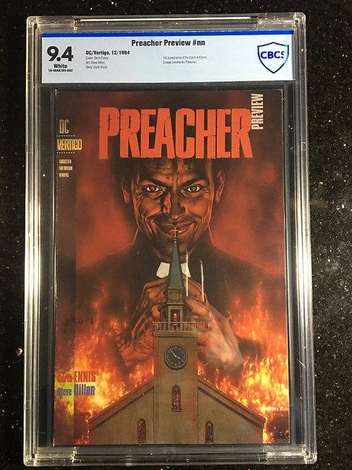 Preacher Preview CBCS 9.4