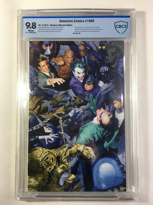 Detective Comics #1000 CBCS 9.8 Mayhew Ultimate Variant