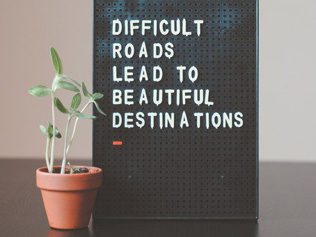 Just Keep Going (With that Job Search)!