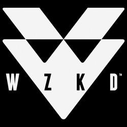 logo white on black