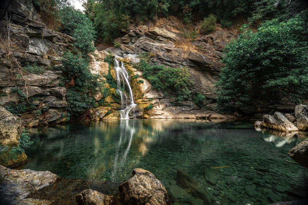 Cascade de Moriani - Corse