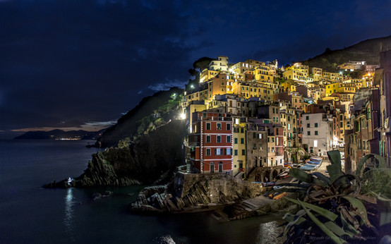 Riomaggiore Cinque Terre - Italie