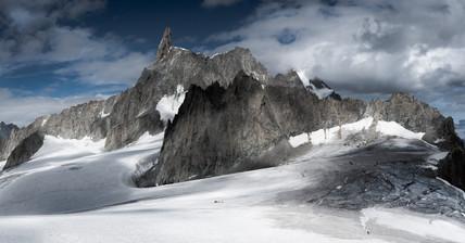 Dent du Géant - Alpes Italiennes