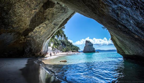 Cathedral Cove - Nouvelle Zelande